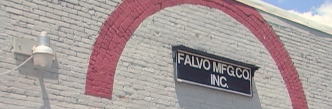 Flavo Manufacturing Building